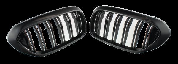 Kühlergrill Niere BMW G30/G31 schwarz glanz
