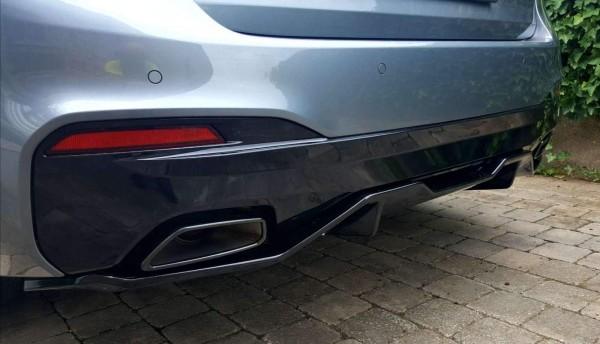 Heckdiffusor inkl. Blende BMW-G30/G31